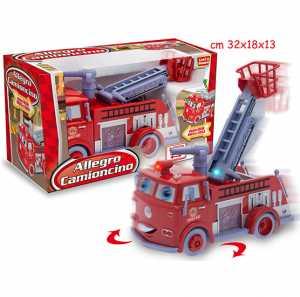 Teorema 63174 - Funny Camion Pompieri Con Luci E Suoni