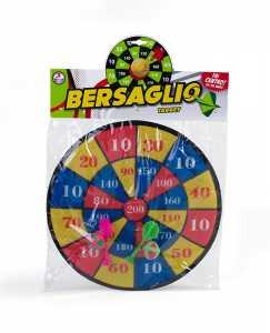 BERSAGLIO STOFFA FRECCE PALL - Globo (33110)