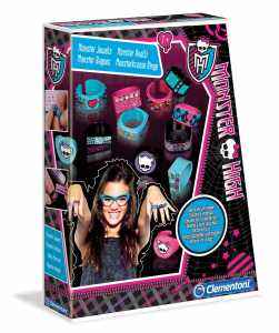 Clementoni 15911 - Monster High Anelli
