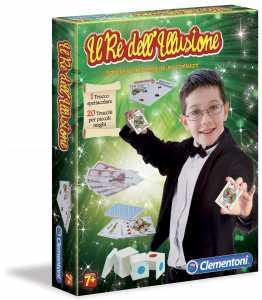 Clementoni 12938 - Il Re Dell'Illusione