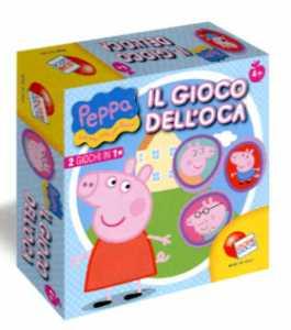 Liscianigiochi 40612 - Peppa Pig Il Gioco Dell'Oca