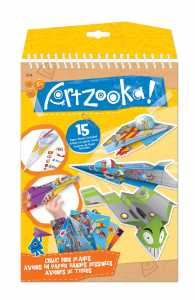 Wooky Entertainment 3110 Artzooka Comic Book Planes