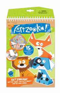 Wooky Entertainment 3112 Artzooka Origami