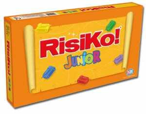 Editrice Giochi 6034022 - Gioco Da Tavolo RisiKo! Junior