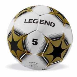 Mondo- Italia Legend 13989 Pallone Cuoio Calcio Gioco Sportivo Sport Giocattolo 535, Multicolore, 8001011139897