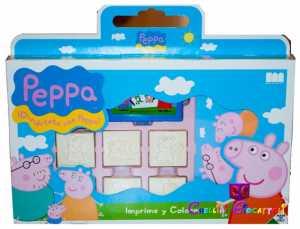 Multiprint 7875 - Valigetta 7 Timbri Peppa Pig