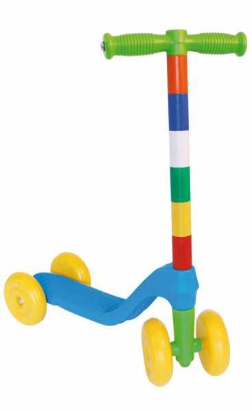 Adriatic S.R.L Baby Monopattino, Multicolore, 3 Anni E Più, 820060