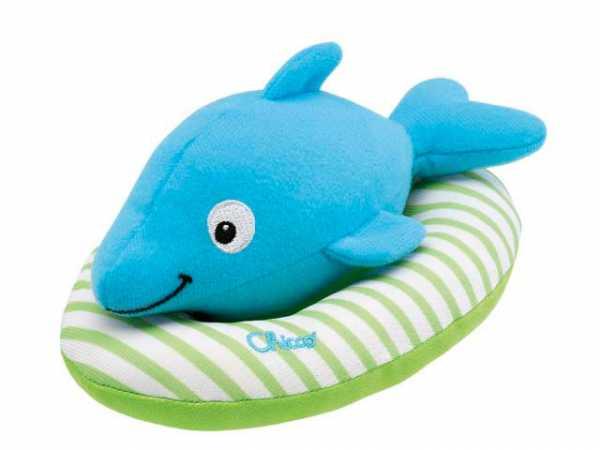 Chicco 5189 - Vibra E Nuota, Delfino