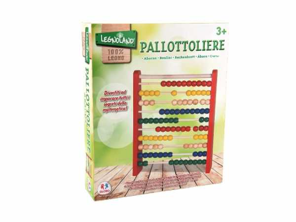 Globo Pallottoliere,, GLO1096