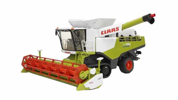 BRUDER AGRI MIETITRICE CLAAS LEXION 2119