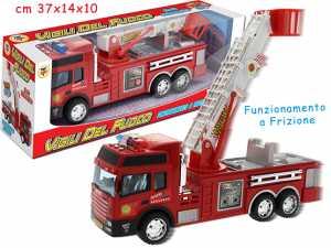 Teorema 62811 - Camion Dei Pompieri A Frizioni