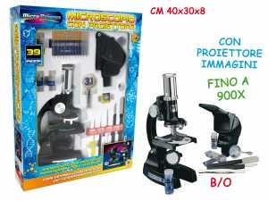 Teorema 70823 - Microscopio Con Proiettore