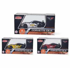Globo Globo - 36416 3 colori Spidko Radio Controlled Full Function Corvette Auto Con Luce