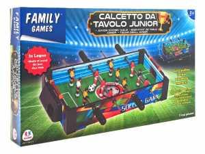 Legnoland 36608 - Calcetto Da Tavolo, Legno, Multicolore