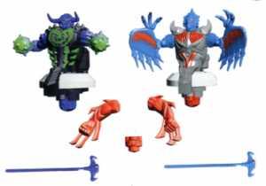 Beyblade Beywarriors Shogun Steel Pacco Da 2 Hasbro