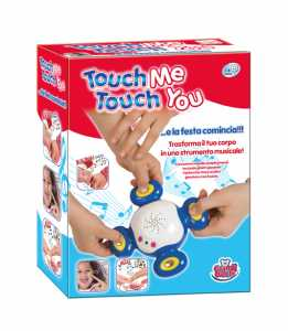 Grandi Giochi GG00121 - Touch You Touch Me