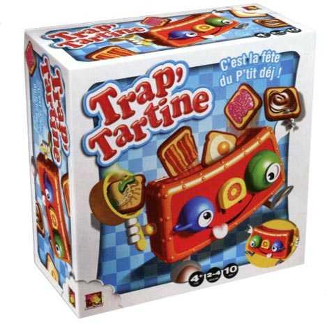 Rocco Giocattoli Crazy Toast Giochi Da Tavolo, Multicolore, 8027679053405
