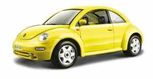 Bburago 18-22029 - Vw New Beetle 1:24