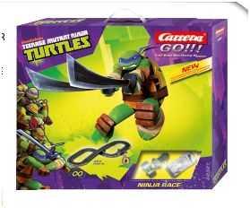 Mac Due Carrera 623279 - Pista Elettrica Ninja Turtles Race