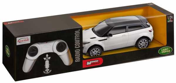 Mondo Motors 63219 R/C Auto 1 24 Range Rover Evoque Veicolo, Colori Assortiti