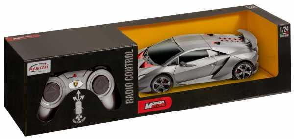 Mondo Motors 63220 - Radiocomandato Lamborghini Sesto Elemento, Scala 1:24