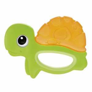 Chicco 72369 - Baby Senses Gioco Trillino Massaggiagengive, Tartaruga
