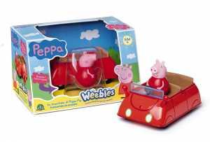 Peppa Pig - Sempre In Piedi Macchina