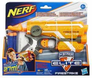 Nerf Elite - Firestrike (Versione 2018 Blu), 53378EU6
