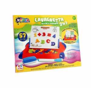 Kidea 365075 -  Lavagna Magnetica Con Pennarello