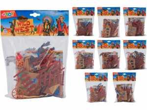"""Globo Toys - Cowboy E Indiani Con Mappa, Modello: Globo36784, Collezione """"W'Toy"""""""
