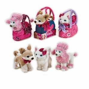 Lelly 770401CA - Barbie Pets Fashion Bag & Pets
