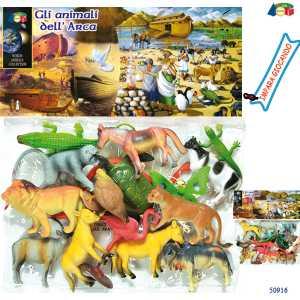 BUSTA ANIMALI ARCA DI NOE' - Ginmar (50916)
