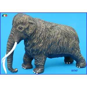 Pupazzo Animali MAMMUT MORBIDO 51747