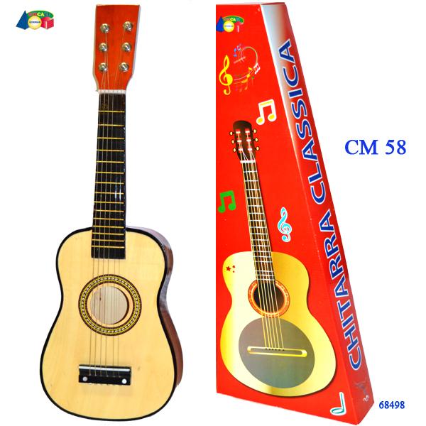 Strumenti Musicali CHITARRA CLASSICA IN LEGNO 68498