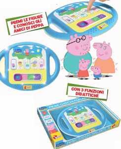 Lisciani Giochi 44122 - Peppa Pig Animali Parlanti