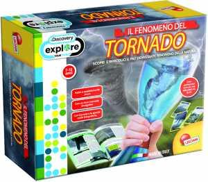 Liscianigiochi 42883 - Discovery Il Fenomeno Del Tornado