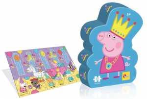 Lisciani 43781 - Peppa Pig, Principessa Peppa