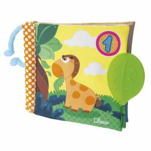 Chicco 72376 - Gioco Baby Senses Libro 1 - 2 - 3 New