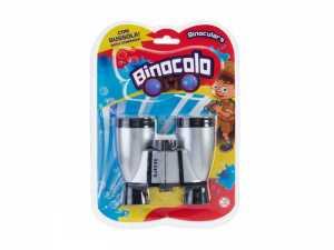 BINOCOLO CON TRACOLLA E BUSSOLA