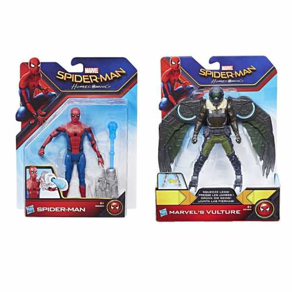 Spider-Man Homecoming Feature Figure, 15,2cm