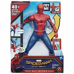 Spiderman - Personaggio Interattivo