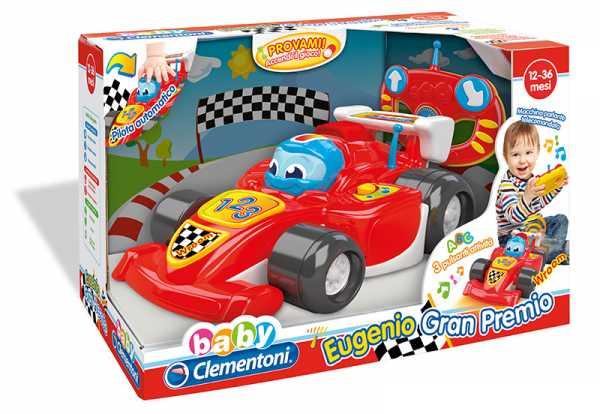 Clementoni 14943 - Eugenio Gran Premio