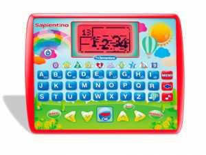 Clementoni 12400 - Tablet Educativo Parlante, Sapientino, 30 Attività, 3+