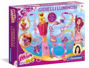 Clementoni 15048 - Mia And Me Gioielli Luminosi