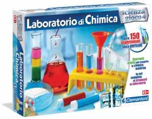 Clementoni 13908 - Laboratorio Di Chimica Gioco Educativo E Scientifico