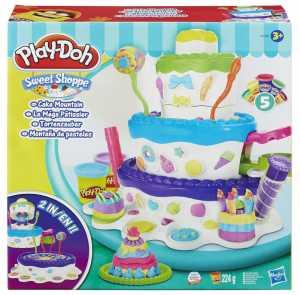 Hasbro - Play-Doh Torta Pasticciona
