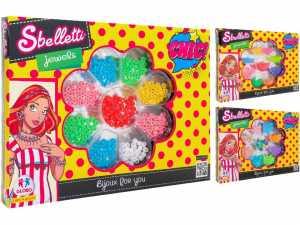 Globo – Sbelletti Perline E Bijoux In Plastica Per Bracciali E Collanine 36517