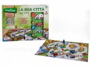 Legnoland 36890 - Set Città Con Mappa