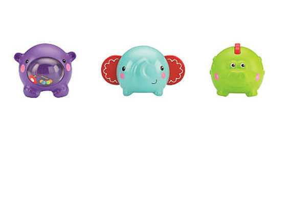 Fisher Price BGP41 - Children Toy Figures (Multicolour, Boy/Girl, Cartoon, Animals, Zoo, Blister)