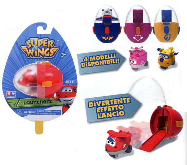Giochi Preziosi- Super Wings Turbo Eggs Flip & Fly, Colori Assortiti, GP-UPW64000